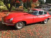 1969 Jaguar E-Type Series II Coupe