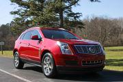 2015 Cadillac SRX Luxury Collection 3.6L FWD wSunNav
